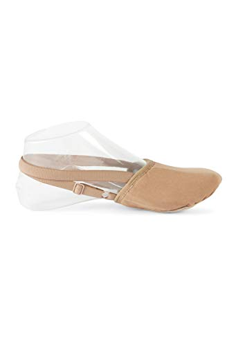 Balera Dance Shoe Stretch Canvas Turner Tan 6AM