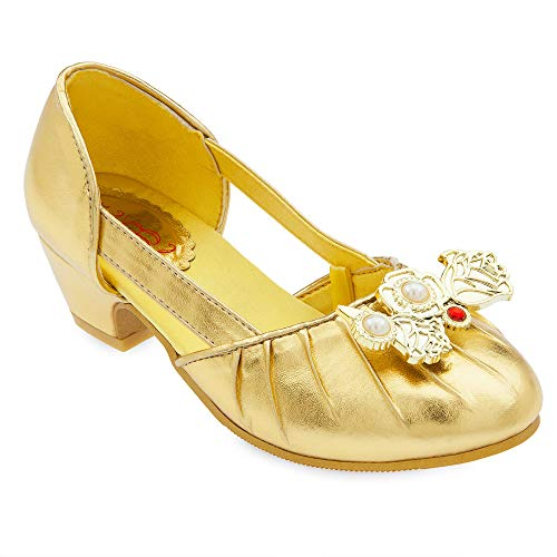 Disney Belle Costume Shoes for Kids Size 9/10 YTH Multi