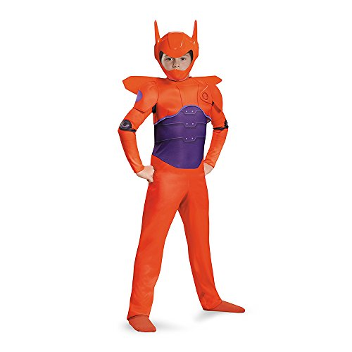 Disney Red Baymax Big Hero 6 Classic Boys' Costume