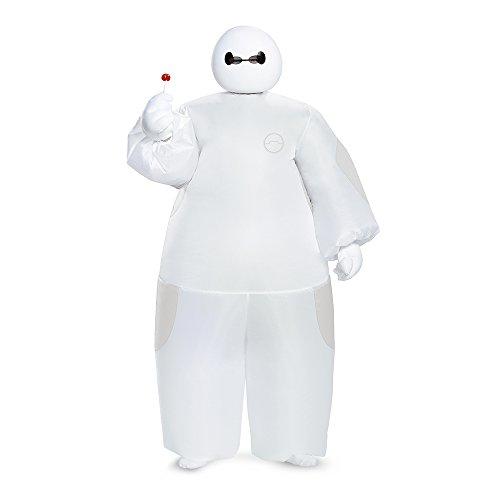 Disney White Baymax Big Hero 6 Inflatable Kids' Costume
