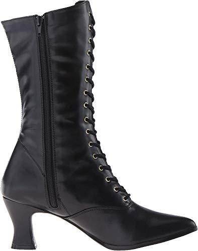 Funtasma by Pleaser Women's Victorian-120 Boot,Black,8 M