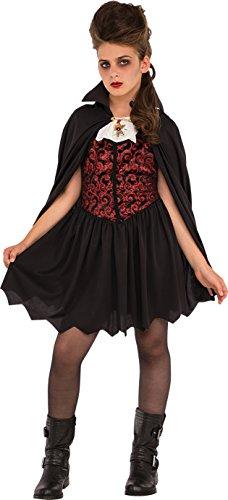 Rubie's Costume Miss Vampire Teen Costume, Medium, Multicolor